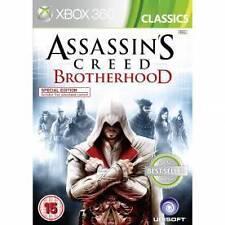 Assassins Creed: la Hermandad -- Classics Edition (Microsoft Xbox 360, 2011) - e