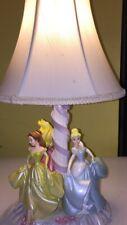Disney Store Princess Table Lamp and Shade