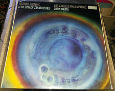 LP RICHARD STRAUSS - ALSO SPRACH ZARATHUSTRA  ITALY PRESS