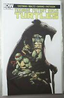 Teenage Mutant Ninja Turtles TMNT #52 IDW RI VARIANT 1st FULL Appearance Jennika