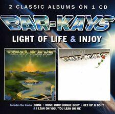 The Bar-Kays - Light of Life / Injoy [New CD]