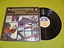 Francis Lai 13 Jours En France Soundtrack 1969 Israel Completely Different Cover
