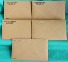 1960 - 1964 FIVE Annual United States Mint Proof Sets 25 Coins Lot of 5 Years