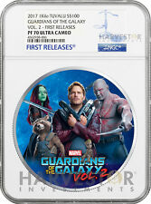 2017 GUARDIANS OF THE GALAXY - 1 KILO SILVER COIN - NGC PF70 FIRST RELEASES