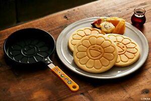 Takashi Murakami Flower pancake pan II 13.3cm Smart Vol. December 2021 NEW JAPAN