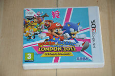 Jeu Nintendo 3DS : Mario & Sonic at the London Olympic Games - complet DS