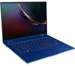 """Sealed SAMSUNG Galaxy Book Flex 13.3"""" 2 in 1 Laptop i5 512gb Royal Blue Next Day"""