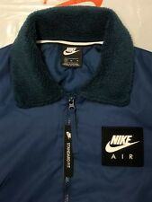 48d77b37cf Nike Sportswear Air Force 1 Woven Bomber Jacket Coat With Tags XL