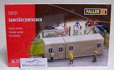 FALLER 130131 Gauge H0 Kit Sanitärcontainer