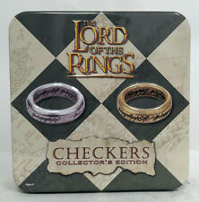 USAopoly Lord Of The Rings Checkers Collector's Edition