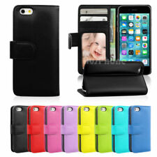 Unbranded/Generic Leather Glossy Mobile Phone Cases, Covers and Skins for Apple iPhone 6s