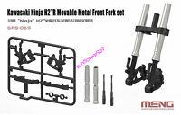 Meng SPS069 1/9 Kawasaki Ninja H2R Movable Front Fork set