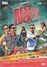 Best of Luck Jazzy B Original Punjabi Film DVD With English Subtitles