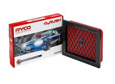 RYCO O2 Rush Performance Air Filter A1618RP FOR ISUZU D-MAX HOLDEN RODEO 07~08