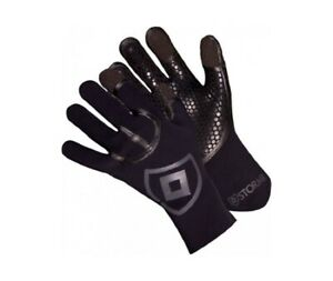 Stormr Men's Cast Neoprene Glove - Black