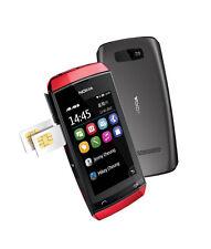 Original Dual SIM Nokia asha 305 touch screen 2MP Camera Bluetooth Gprs FM radio