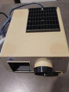 Vintage Agfa Diamator H Slide Projector
