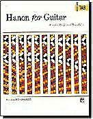 HANON FOR GUITAR IN TAB