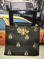 Queen Bee by Michelle Ferguson Signature Bee  Small Tote Handbag