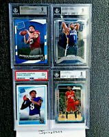 🔥4 HIT REPACKS! PATRICK MAHOMES 2017 DONRUSS BGS 9 HOT PACKS!🔥READ LISTING