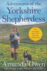 Adventures Of Yorkshire Shepherdess Amanda Owen Paperback 2020 TV Series
