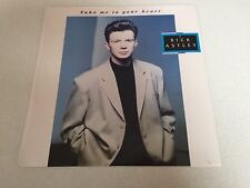 Rick Astley - Take Me To Your Heartb12 Inch 1988