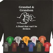 Grandad/Grandson Father's Day Legend Dad Love Dad Men T-Shirt present Gift