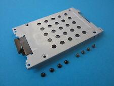 Dell Inspiron 1720 1721 Vostro 1700 Festplattenrahmen HDD1, HDD2 + 8 Schrauben