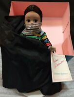 Madame Alexander Doll Egypt #543 International Miniature Showcase Stand Box VTG!