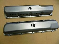 big block notched steel valve covers 455 Oldsmobile 442 W30 Cutlass 1967-1972