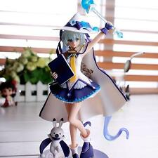 NEW Hatsune Miku Maigc Snow Ver. Painted Action PVC Figure Anime Toy AU