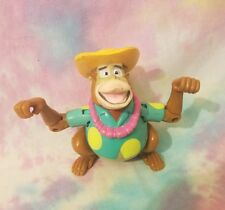 "Disney Afternoon Talespin KING LOUIE 4.75"" Playmates 1991"