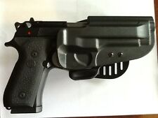 BERETTA 92 / 96 KYDEX PADDLE HOLSTER UNCLE MIKE'S (NO RAIL)