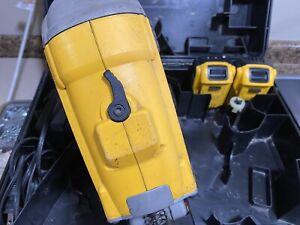 DeWALT DCN692 20-V Max Cordless Dual Speed Framing Nailer SET, 2-5AH Batt & Case