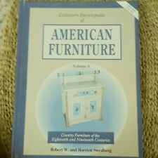 Collector's Encyclopedia of AMERICAN FURNITURE Volume 3, Hardcover, Updated 1998