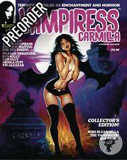 Vampiress Carmilla Magazine #1 Warrant Publishing PREORDER SHIPS 06/01/21
