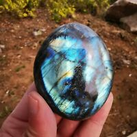 New 1Pc Random delivery Natural Labradorite Quartz Sphere Crystal Ball Healing