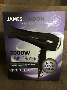 James London Styling Hair Dryer