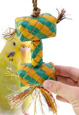 03418 Small Stacked Pinata Bird Toy Cage Toys Cages Foraging Chew Shredder
