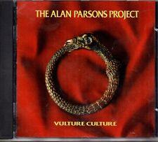 The Alan Parsons Project – Vulture Culture CD Album 1988