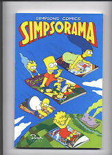 Simpsons Comics Sonderband 3 Simps-O-Rama Z1