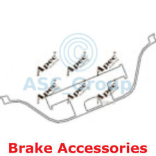 Apec Braking Disc Brake ATE Pad Fitting Kit Accessory KIT448