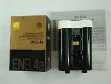 NEW BATTERY FOR NIKON EN-EL4A D3S D3X D3 F6 D2XS D2X D2H D2HS D700 D300S D300