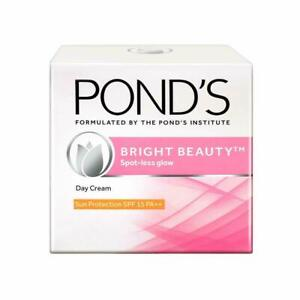 POND'S Bright Beauty Spot-less Glow SPF 15 Day Cream Sun Protection
