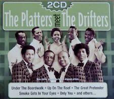 The Platters meet The Drifters