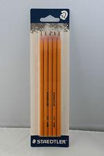 Staedtler Madera Nuevo Libre De Grafito Lápices-Pack 10 gran valor 170hb1bk10