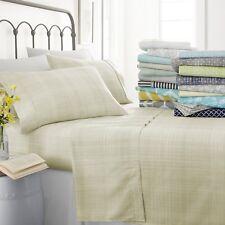 Hotel Luxury Premium 4 Piece Printed Bed Sheet Set - Ultra Soft Seasonal Pattern