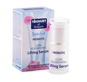 "BioFresh Lifting Serum ""Yoghurt of Bulgaria"""" with rose oil 35 ml/1.18 oz."