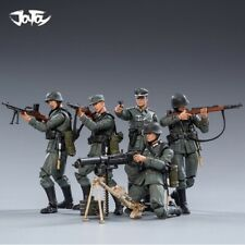 1/18 JOYTOY Action Figures WWII Germany Wehrnacht Collectible Soldier Figures