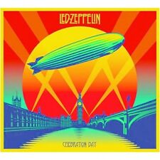 CD LED ZEPPELIN CELEBRATION DAY (2 CD)- 081227970994